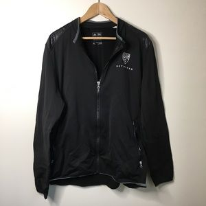 Adidas Climaheat Full Zip Up Athletic Jacket